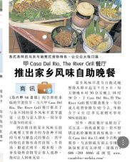Nanyang Siang Pau Article for Sajian Desa Media Review